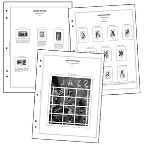 2014 Mystic US Liberty Supplement for sale at Mystic Stamp