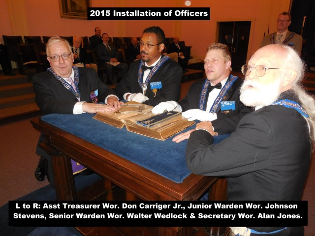 2015 Installation Officers  - Copy