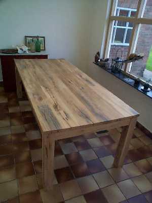 Wat maken we van oud hout