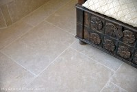 Dijon Tumbled Limestone Tiles And Pavers - mystonefloor.com