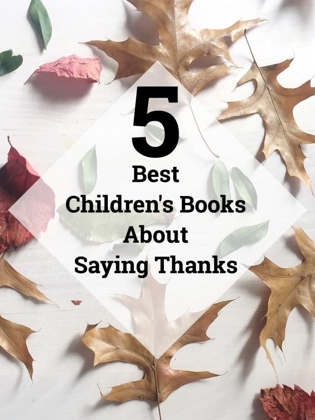 thanksgiving childrens books