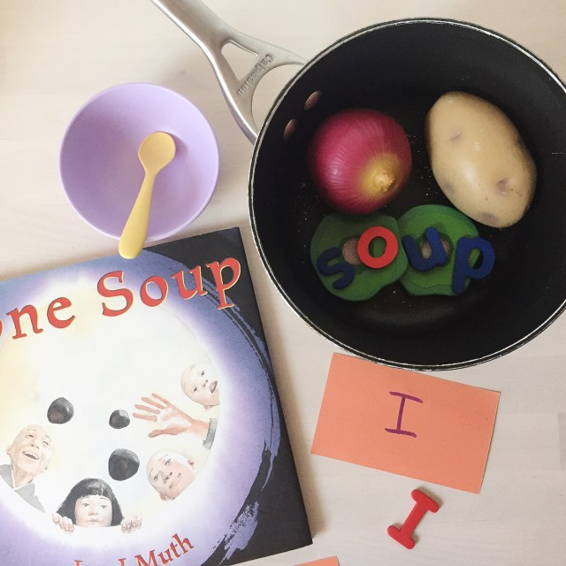 sight words stone soup