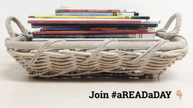 Join the a Read a Day Reading Challenge