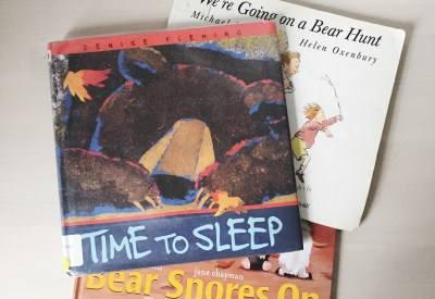 Bear Story Time for Preschoolers