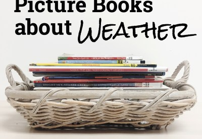 Best Picture Books about Weather