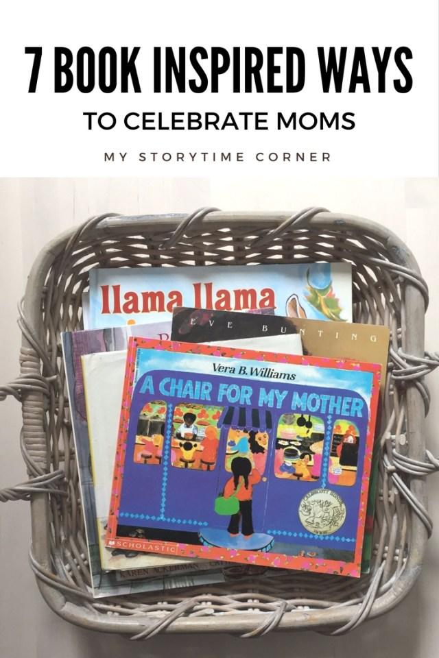 Moms Day Picture Books