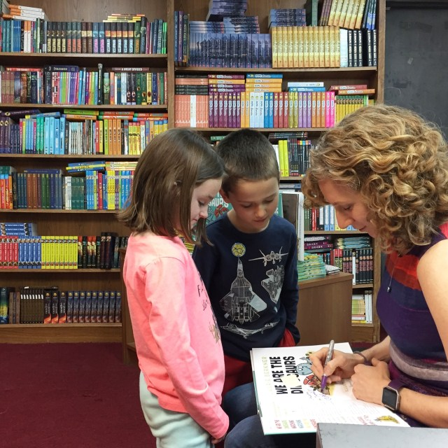 Laurie Berkner book signing