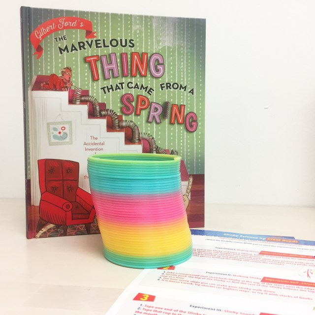 Slinky STEM Subscription Box Activity
