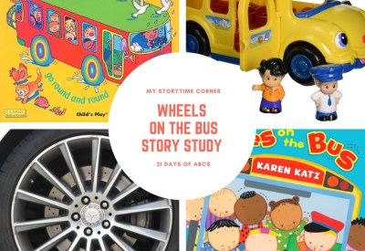 Wheels on the Bus Toddlers