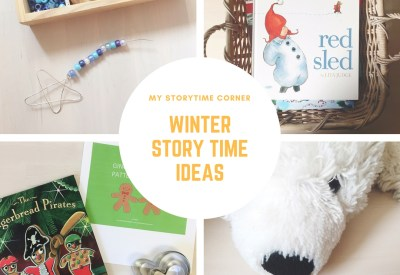 12 Winter Story Time Ideas