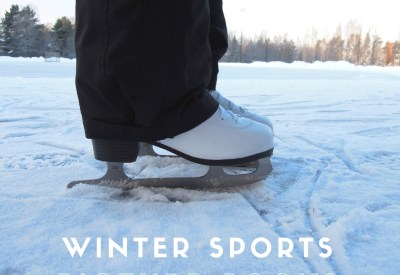Winter Sports Picture Books
