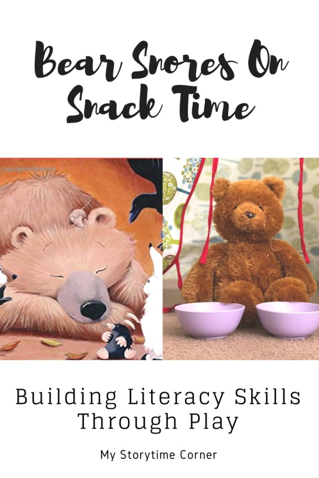 Bear Snores On Snack Time