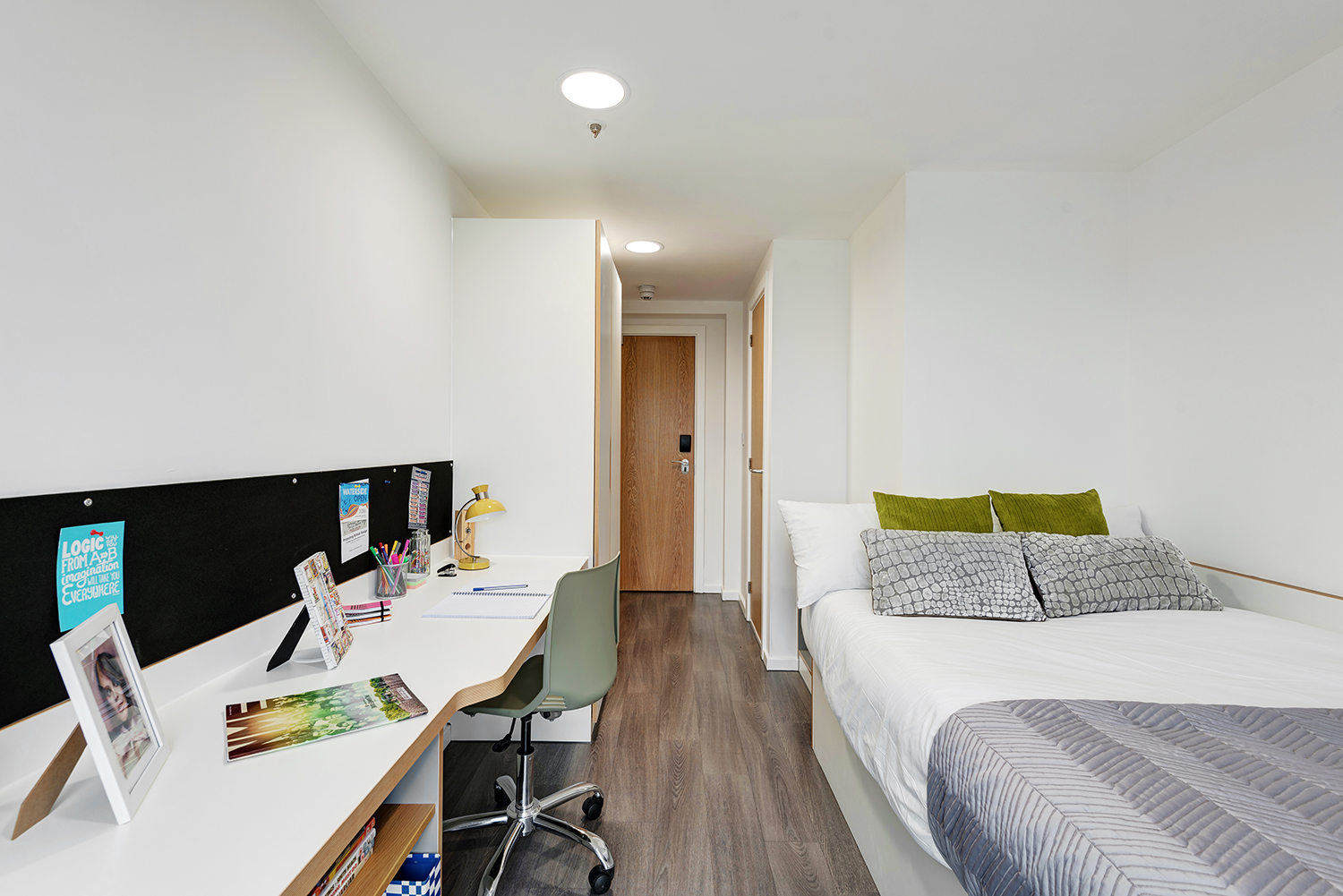 Byrom Point Student Accommodation Liverpool