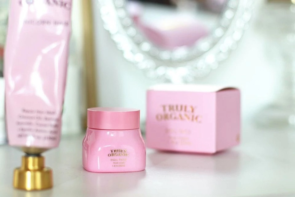 Truly Organic safe and clean beauty
