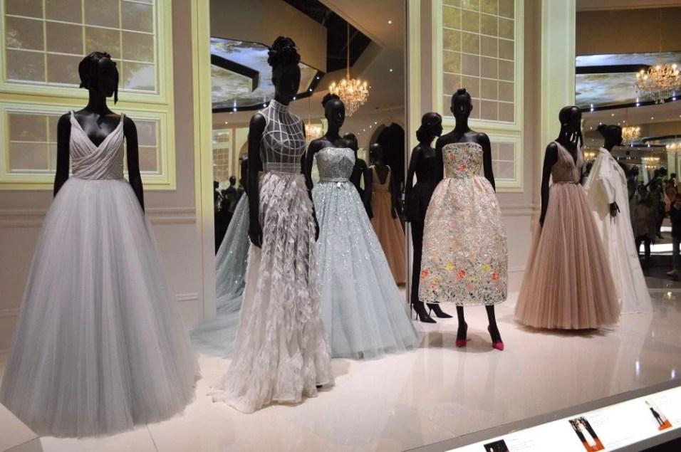 Christian Dior Victoria&Albert Museum