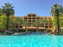 Renaissance Hotel Palm Springs Rooms