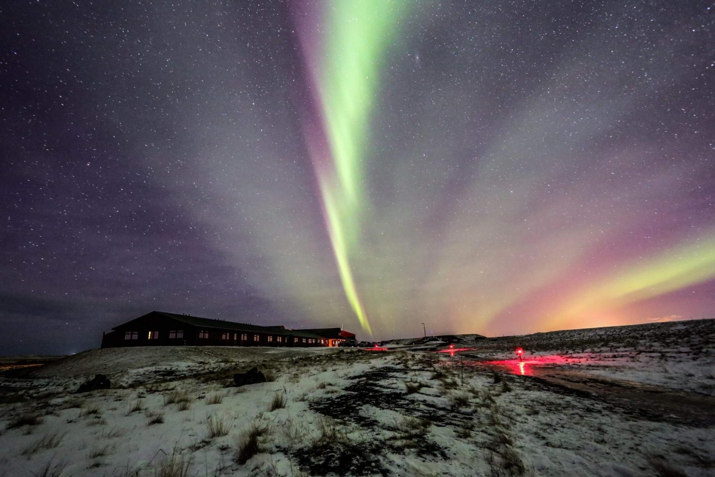 Can You See Northern Lights August Iceland