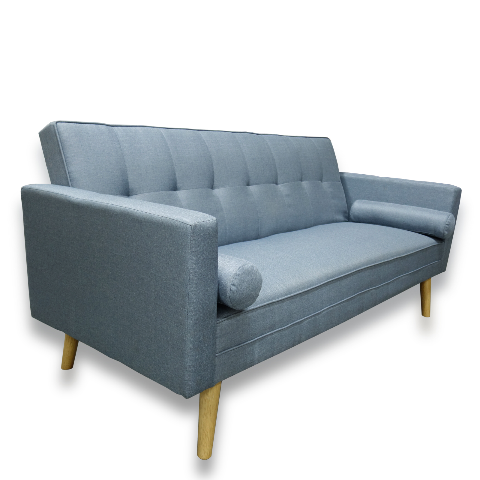 good quality sofa brands australia modern living room corner sofas amy brand new blue or grey fabric click clack bed
