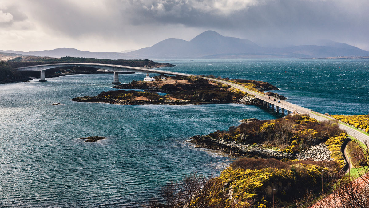 Seeing the Sights on the Isle of Skye