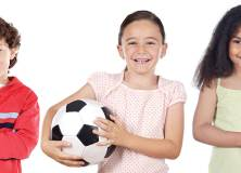 Preschool & Children's February Sports Programs