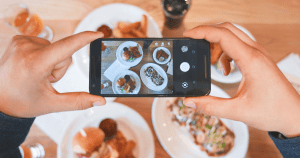 iPhone Food Photography