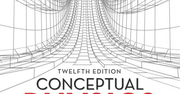 Buy online Conceptual Physics 11th Edition on best price