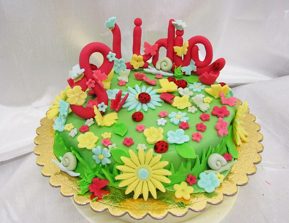 Torte Per Bambini Dolce Maniera Laboratorio E