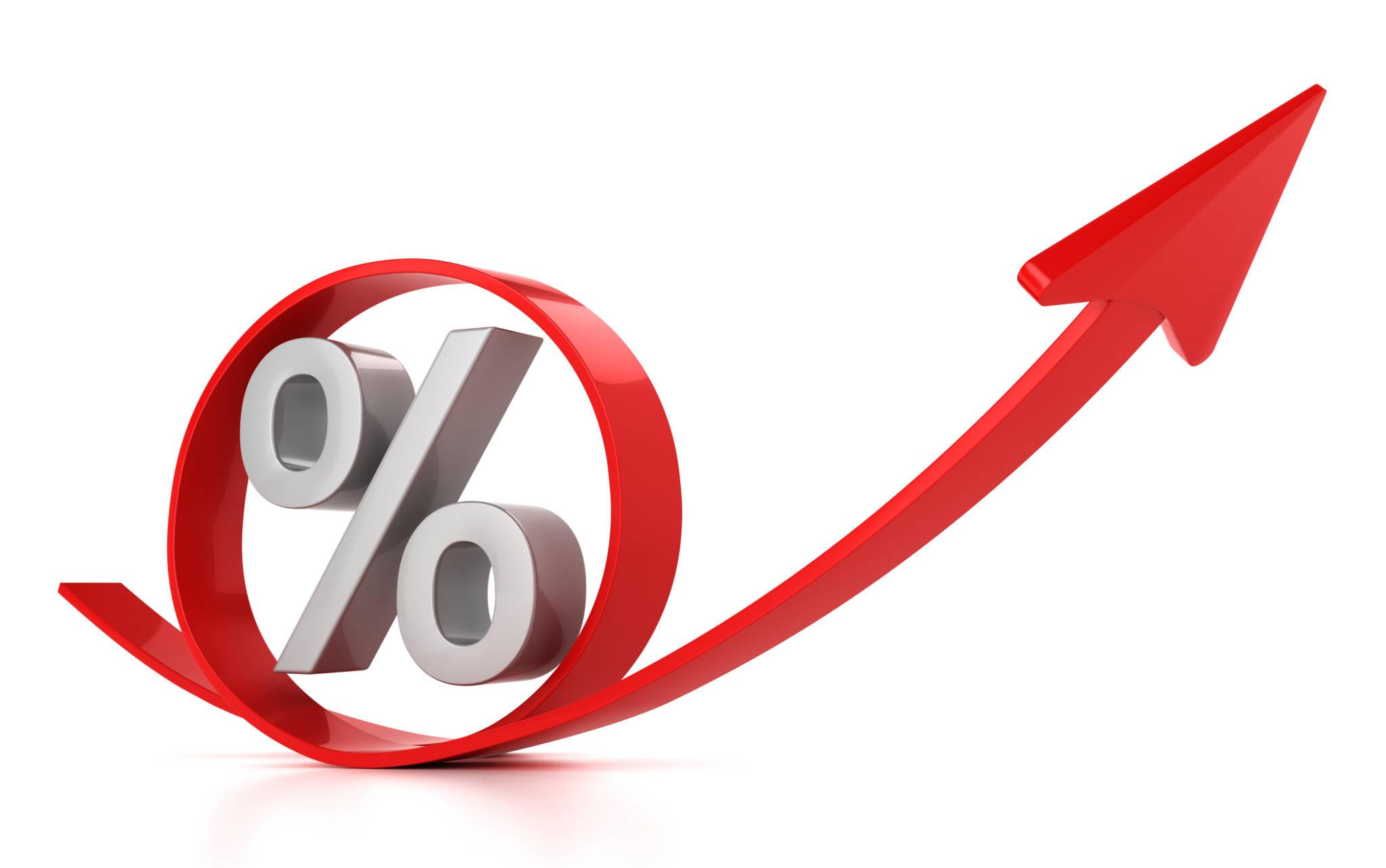 Les taux de crédit immobilier augmentent jusqu'à 0,7 % — Confinement