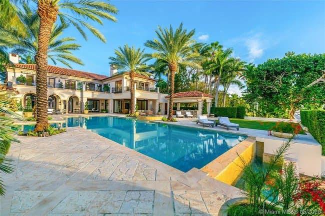 Villa Star Island Jennifer Lopez