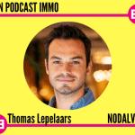 Nodalview - Thomas Lepelaars - MON PODCAST IMMO