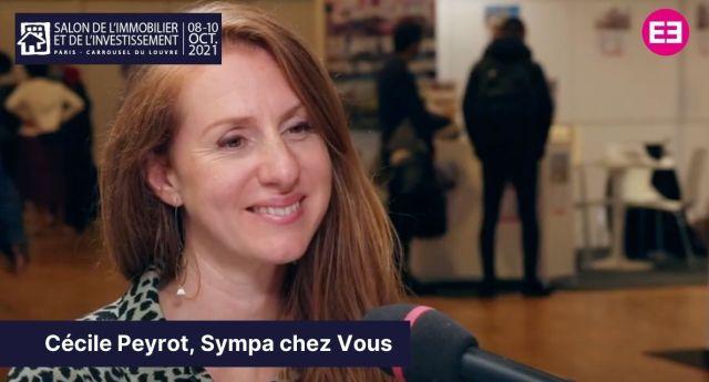 Cécile Peyrot_Salon de l'Immobilier