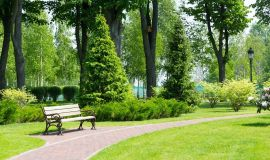 Parc et jardin