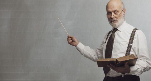 Professeur