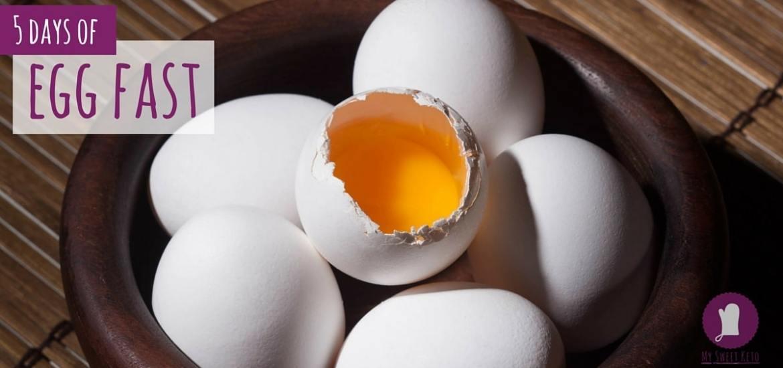 Keto 5 Day Egg Fast