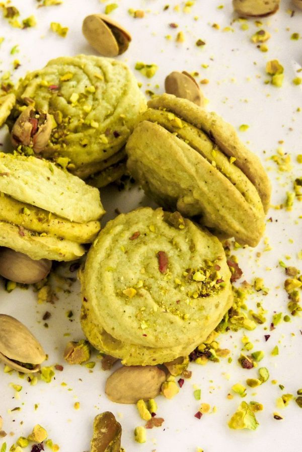 Low Carb Pistachio Macarons Recipe