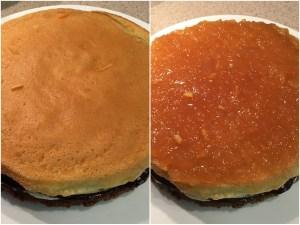 Keto Jaffa Cake