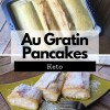 Pancakes are a very simple meal, and I like to take simple things on higher levels, so I'm presenting the ultimate keto au gratin pancakes. #ketopancakes #ketodessert #pancakes #keto #ketogenic #recipe