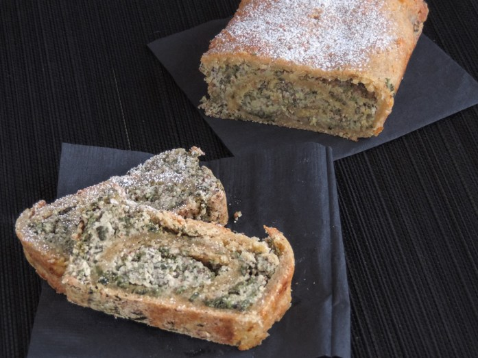 keto tarragon nut roll recipe