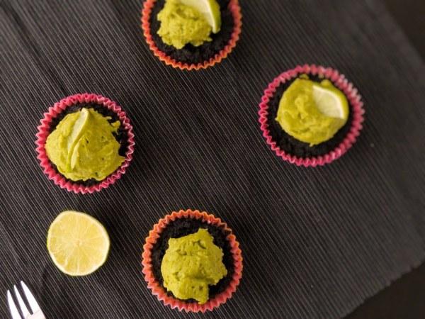 Delicious vegan keto cupcakes