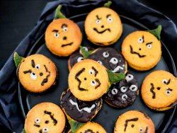 Keto Halloween cookies recipe by My Sweet Keto