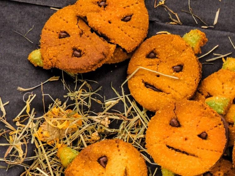 Keto Halloween Cookies