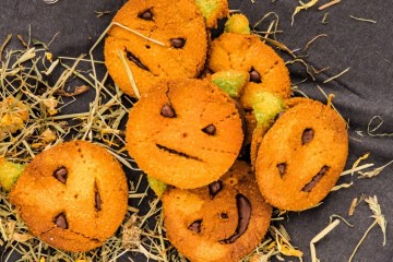 Keto Halloween Cookies recipe