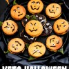 Trick or treat? Keto treat, of course! Here is the simplest keto Halloween cookies recipe just for you. Keep calm, trick or treat and keto on. #keto #ketogenic #lowcarb #halloweenketo #recipe #dessert #mysweetketo