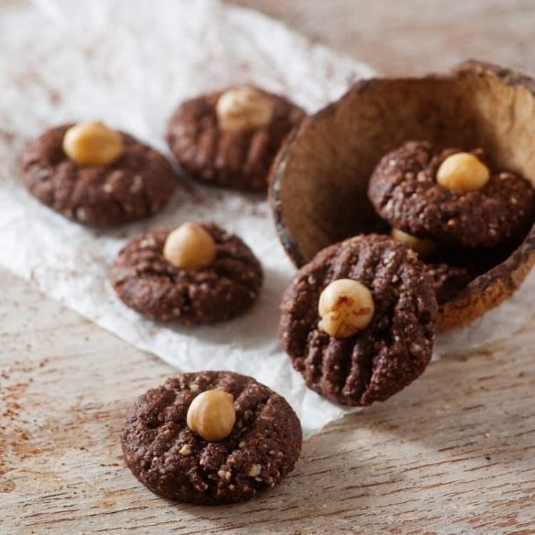 Lovely Fragrant Keto Cookies - My Sweet Keto Recipe