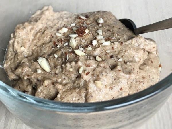 Stomach bug keto porridge recipe by My Sweet Keto