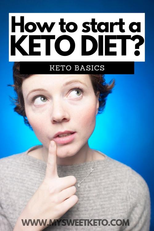 Do you want to start the ketogenic diet but don't know how? Look no further! We have a super easy guide just for you. Plus a sweet surprise as well! How to start a keto diet & what you need to know. Read here