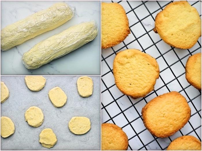 Most simple shortbread cookies recipe by MySweetKeto step 2