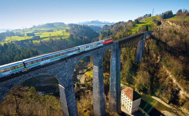 Voralpen Express Switzerland Tourism
