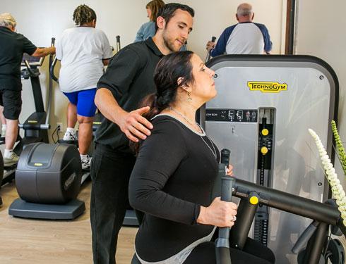 synergy lifestlye fitness program wayne nj