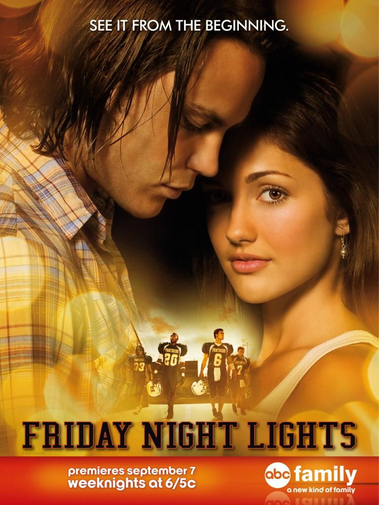 Cheryl Friday Night Lights